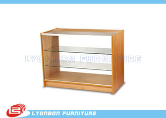 Glass / Wooden Shop Cash Counter